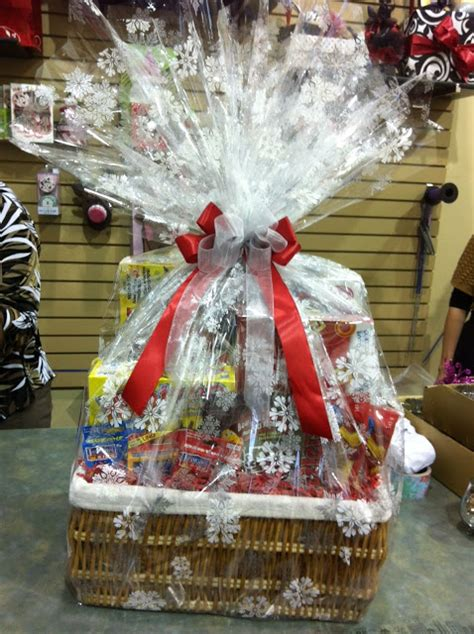 gift wrap basket ideas the essential packaging store wrap up those gift