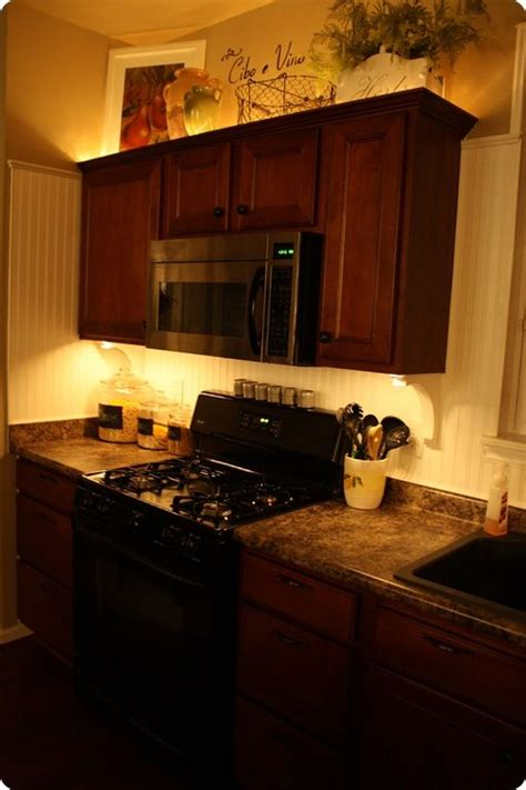 decorative kitchen lighting thrifty decor chick mood lighting in the kitchen i