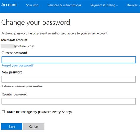 yahoo email not updating how to update or change email password in windows 10 mail