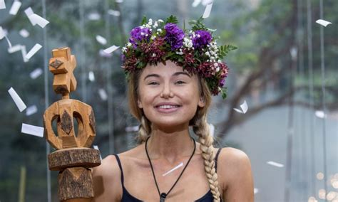 odds on celebrity jungle winner i m a celebrity winner 2017 georgia toff toffolo