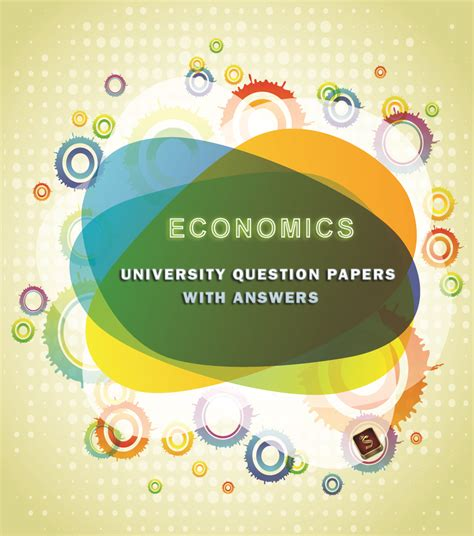 Mba Notes Corner by Economics Question Papers With Answers