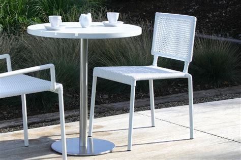 lido outdoor dining chair white pr home
