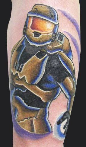 master chief tattoo halo master chief tattoos