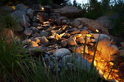 landscaping lighting newport ave landscaping and irrigation bend oregon