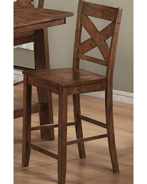 Bar Stools X Back by Coaster X Back Bar Stool Lawson Co 104189 Set Of 2