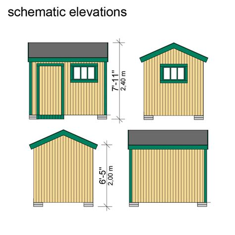 Garden Tool Shed Plans Free by Garden Tool Shed Plans