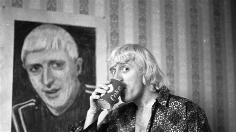 Real Pict Jimya broadmoor savile was a lunatic in charge of the asylum channel 4 news