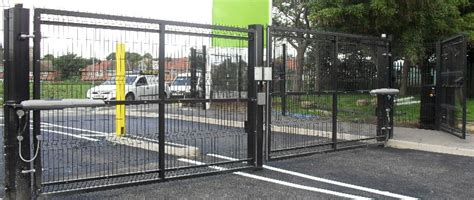 swing gate automation automatic swing gates electric gates powered gates