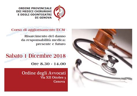 libreria frasconi genova ordine provinciale dei medici chirurghi e degli