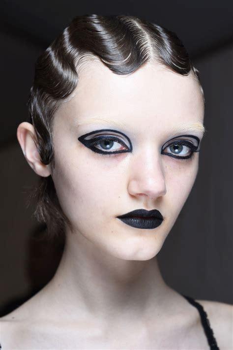 Makeup Marc marc fall winter 2016 show makeup and
