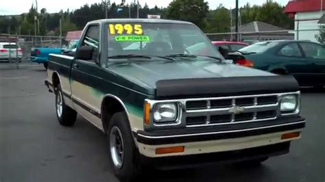 1993 chevrolet s 10 1993 chevy s10 sold