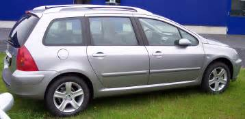 Peugeot Station Wagon 307 2005 Peugeot 307 Station Wagon Pictures Information And
