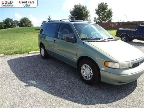 manual cars for sale 1996 nissan quest on board diagnostic system for sale 1996 passenger car nissan quest florence