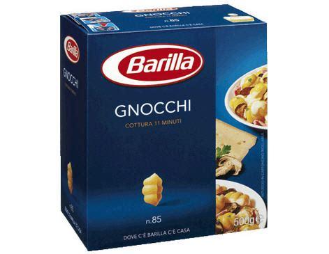 Barilla Gnocchi N 85 500gr nui s 242 số 85 barilla gnocchi hộp 500gr thucphlaza