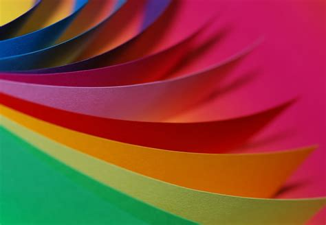colorful colors paper colorful color 40799