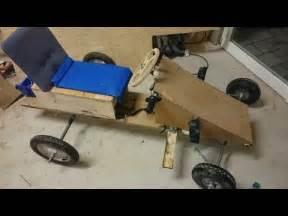 Kinderauto Eigenbau by Selbstgebautes Elektroauto 36km H