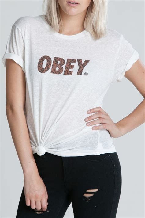 Tees T Shirt Kaos Obey pin by keith robertson on do what my shirt say and that s obey pi