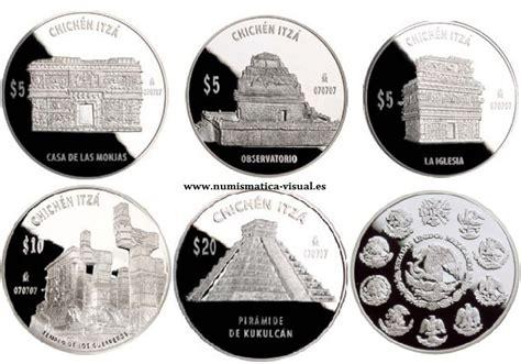 imagenes de monedas mayas m 233 xico emite nuevas monedas dedicadas al quot chich 233 n itz 225 quot