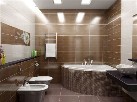 bathroom in brown tile part 2 in bathroom tile design ideas on floor tiles design com blog