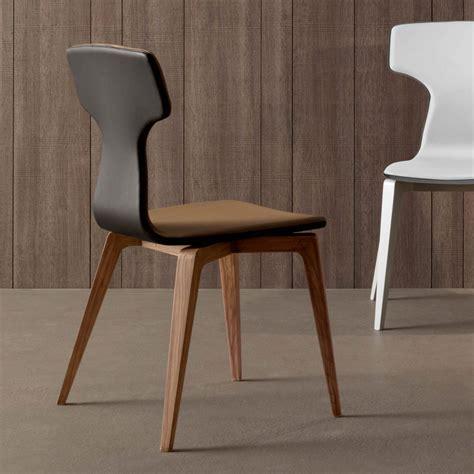 sedie in pelle per cucina sedie moderne per cucina rivestite in pelle oppure