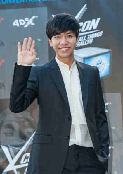lee seung gi reality show south korean actor lee seung gi joins new outdoor variety