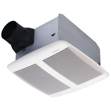 7 bathroom exhaust fan broan qtre110 ultra silent bath fan 1 3 sones 110 cfm