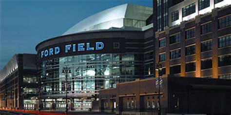 ford field directions ford field detroit tickets schedule seating chart