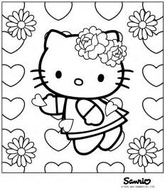 coloring pages hello coloring pages valentines coloring pages