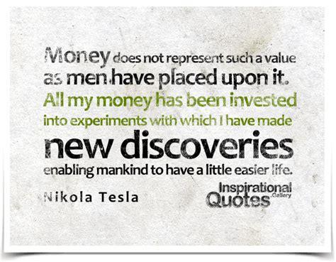 Does Tesla Make Money Nikola Tesla Quotes Inspirational Quotesgram