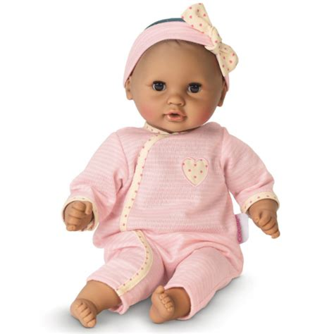 black newberry doll corolle calin smart toys