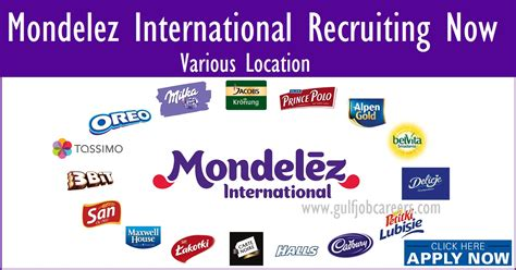 Mondelez International Mba Internship by Mondelez International Recruiting Now Various Location