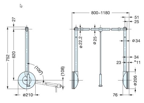 Diy Pull Closet Rod by 1000 Images About Closets On Closet