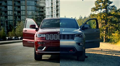 jeep ads 2017 free to be 2017 jeep grand trailhawk and summit