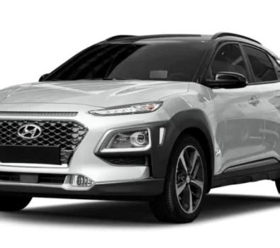 Hyundai Kona Facelift 2020 by 2020 Hyundai Kona Canada Release Date Colors Changes