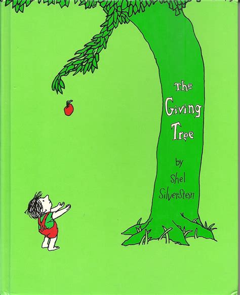 trees the giving tree and the giving tree novel summary