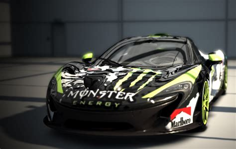 custom mclaren p1 mclaren p1 monster custom skin by bxbob racedepartment