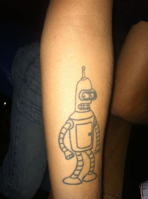 bender tattoo bender photo num 15572