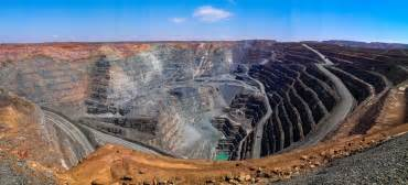 Open Pit Take A Tour Of The Pit The Largest Open Pit Gold