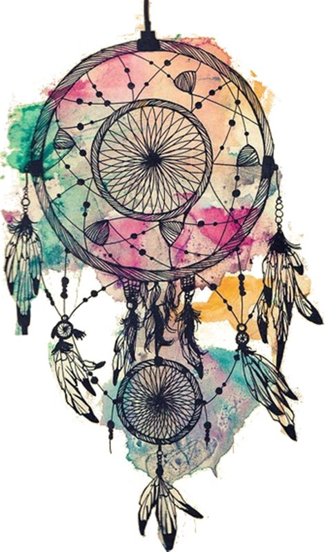 dreamcatcher tattoo tumblr transparentisthis