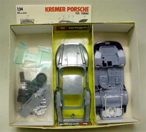 Burago 1 24 Metal Kit 18 25059 Porsche 911 1994 diecast metal model kits vintage out of production for sale gasoline alley antiques