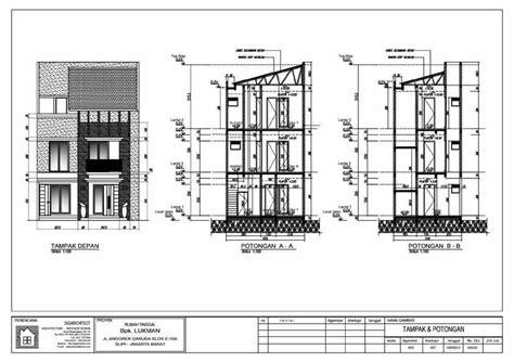 gambar desain rumah  lantai terbaru rumah xy