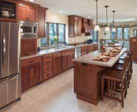 Kitchens Furniture by Amish Kitchen Cabinets Of Its Natural Simplicity And