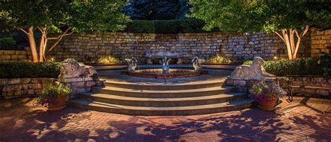 omaha s premier landscape lighting company mckay lighting