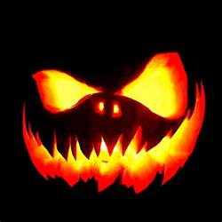 scary o lantern template 20 free o lantern scary pumpkin carving