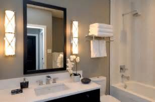 Gray And Black Bathroom Ideas Gray Bathroom Contemporary Bathroom Atmosphere