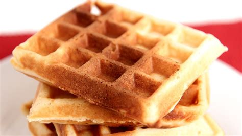 In The Kitchen Recipes by Belgian Waffles Recipe Vitale In The