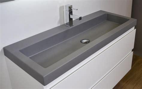 natuursteen badkamermeubel badkamermeubel steen