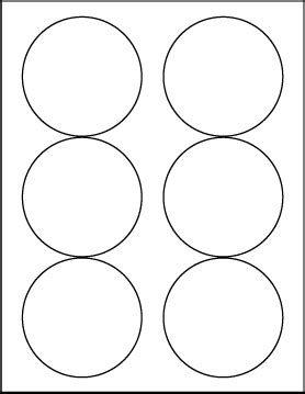 printable circles my blog