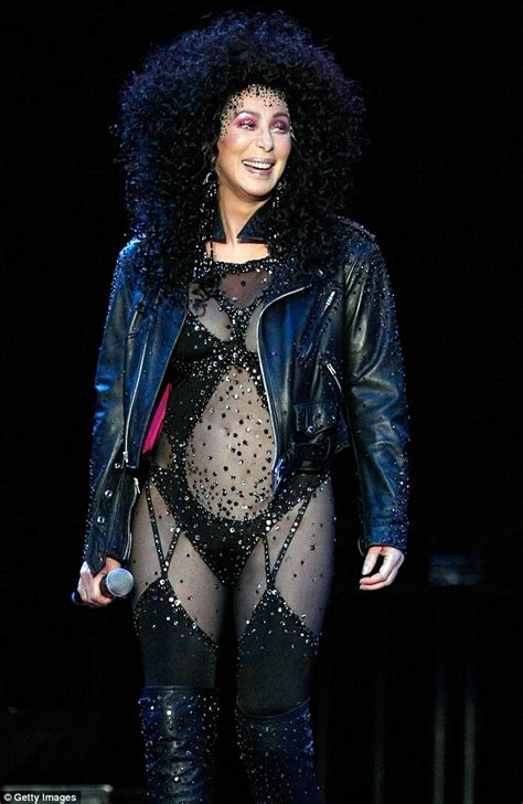 Cher Wardrobe by Miley Cyrus Performances Slammed By Pink And Cher After