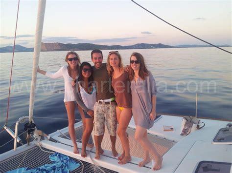 catamaran day hire ibiza catamaran hire ibiza yacht charter ibiza